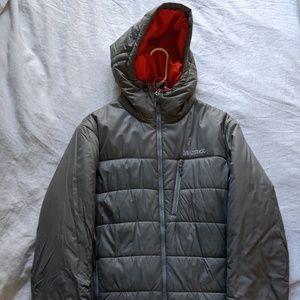 Marmot synthetic down jacket